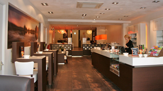 Koffie en espresso bar franchise