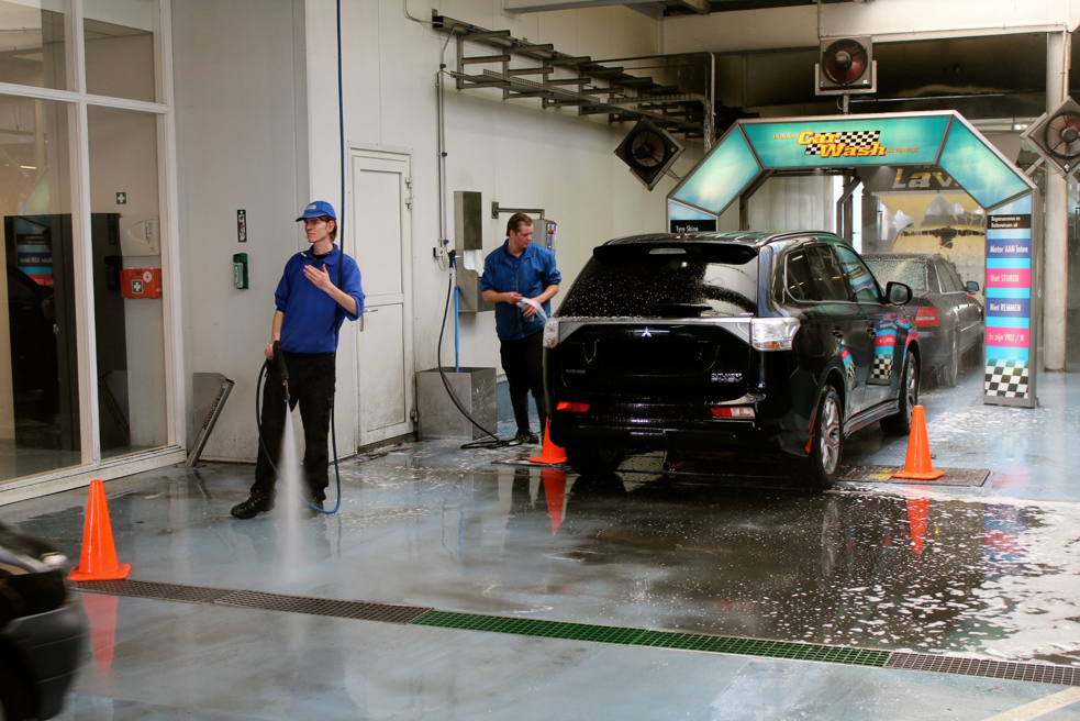 franchise in carwash