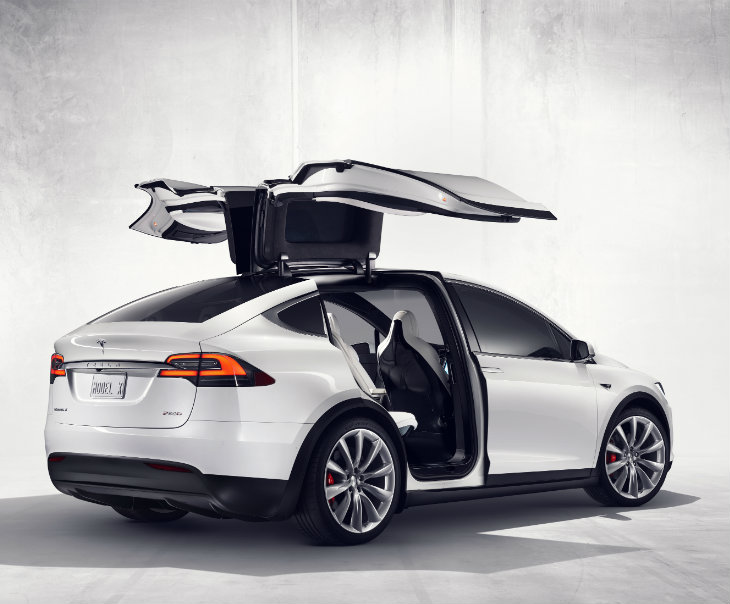 Franchise in Tesla accessoires